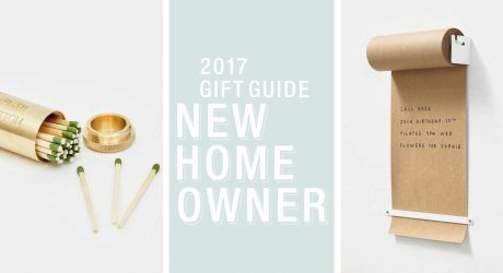 2017 Gift Guide: New Homeowners