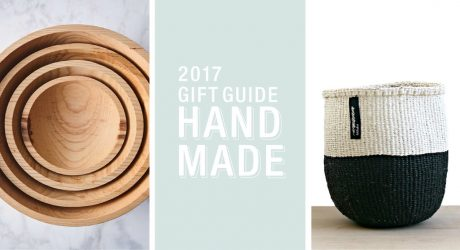 2017 Gift Guide: Handmade