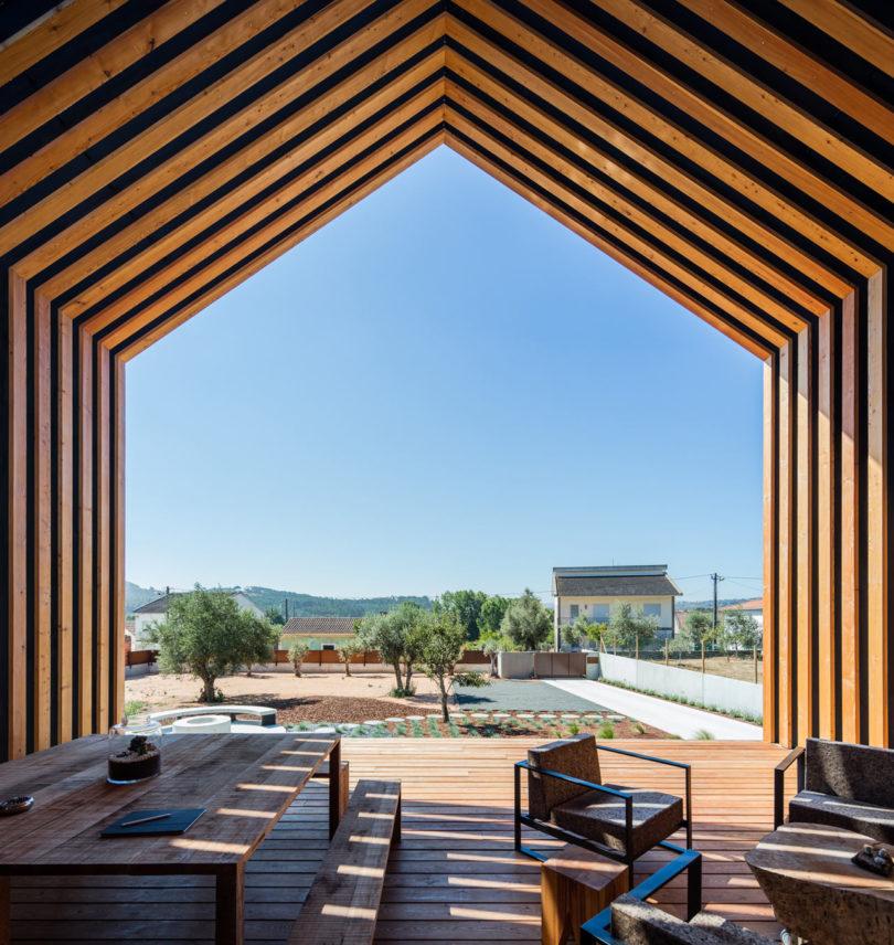 House In Our 233 M By Filipe Saraiva Arquitectos Design Milk