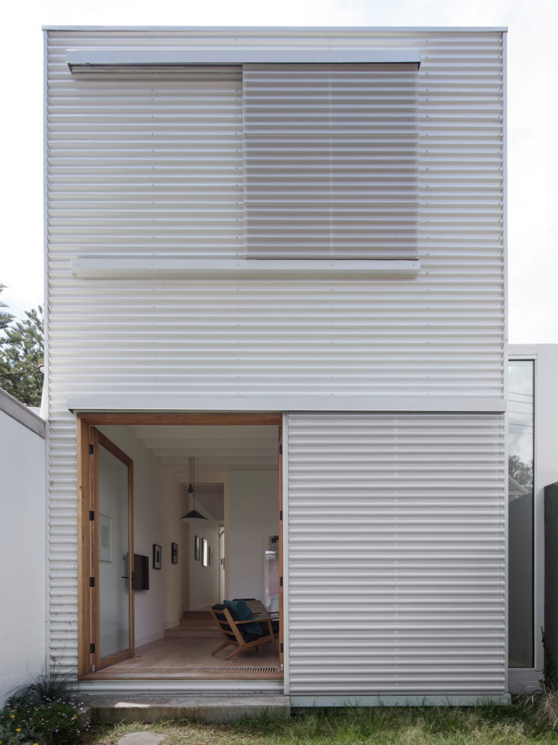 An Early Victorian Cottage Is Renovated By Walter Walter