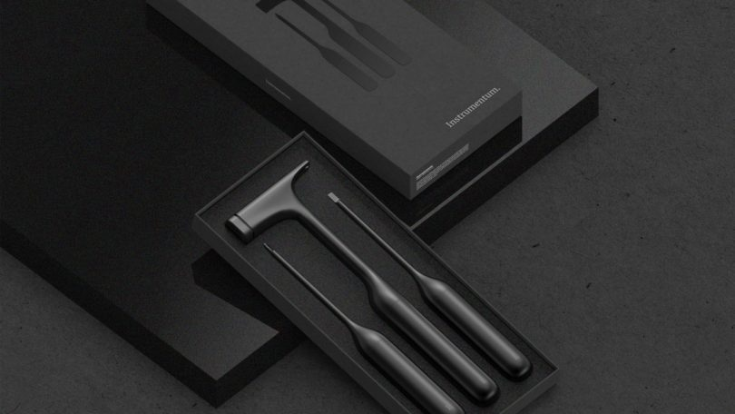 Instrumentum is the Most Sleek Toolset for Designers