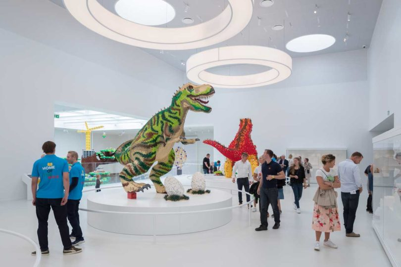 Bjarke Ingels Group and LEGO Go Big with the 12,000 m2 LEGO House