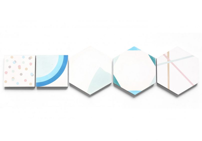 clé Introduces Oh Joy! Cement Tiles by Joy Cho
