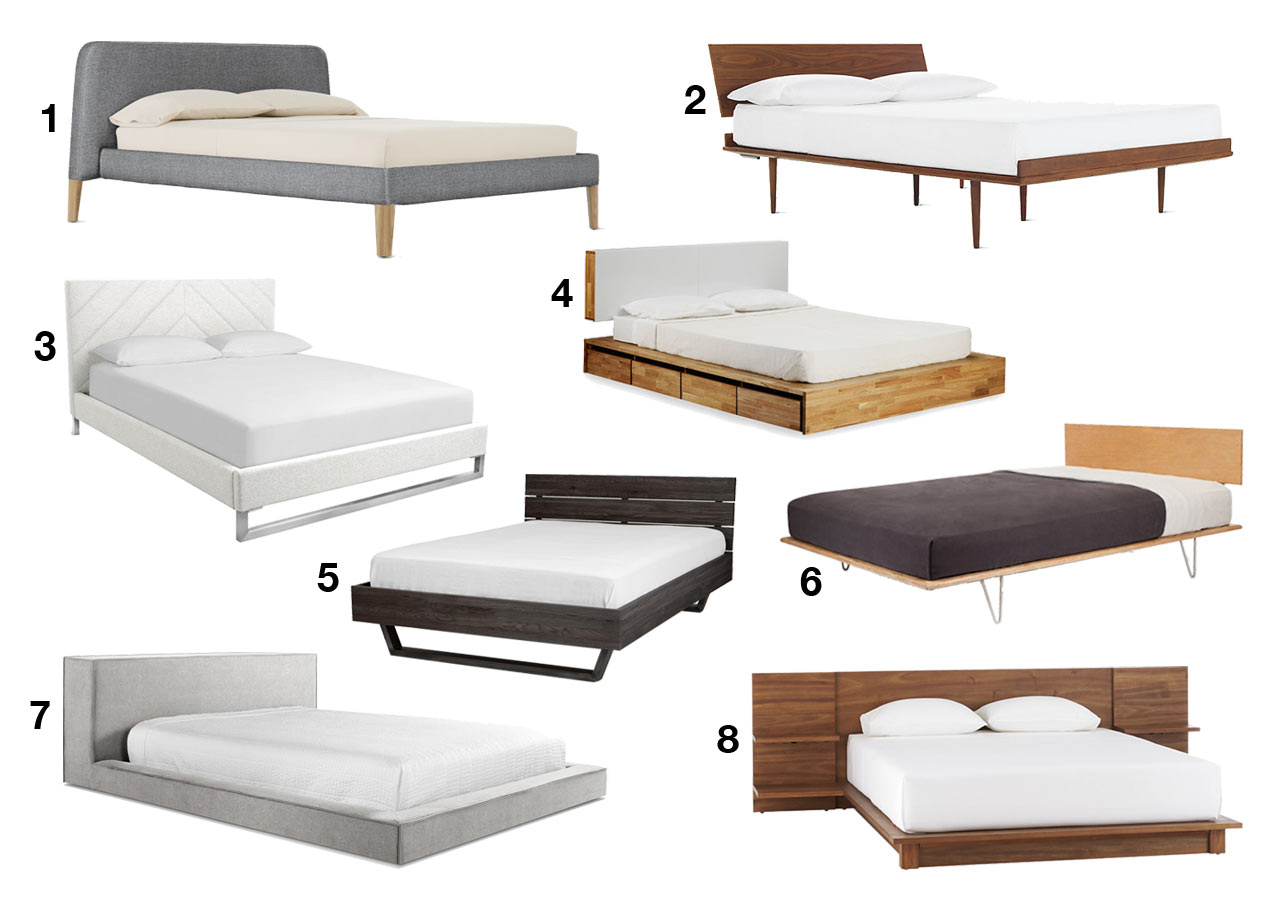 8 Modern Beds That Are Giving Us Sweet Dreams