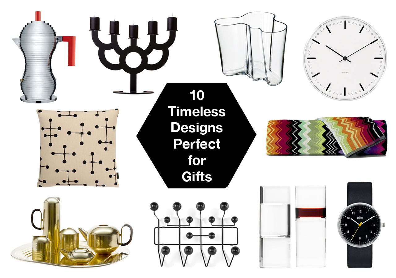 10 Timeless Designs That Make the Perfect Gift from YLiving