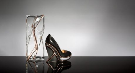Charlotte Olympia Releases Collaboration with Zaha Hadid Design