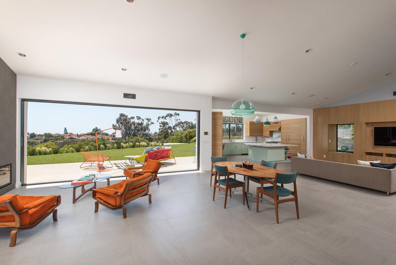 Beautiful DasMOD Renovated This 80s Inspired Home Into A Modern California Residence  ...