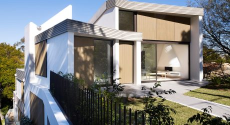 Exceptional The Triplex Apartments By Luigi Rosselli Architects