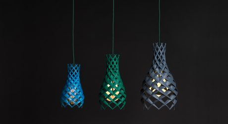 Plumen's 3D Printed Ruche Shades Combine Beauty with Practicality