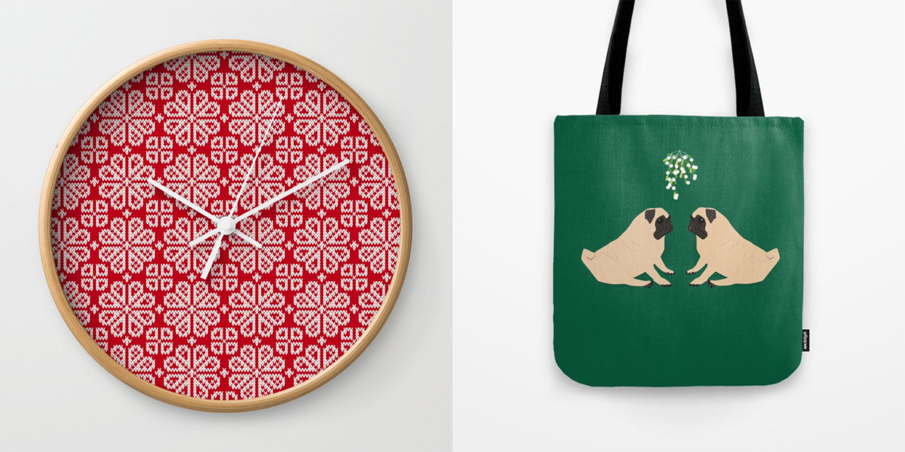 Give the Gift of Art This Holiday Season with Society6