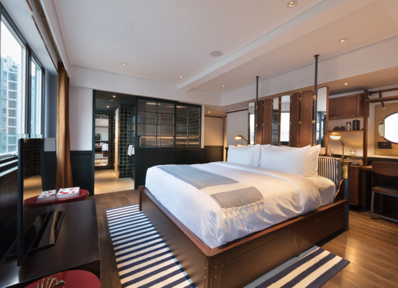An Urban Hotel Inspired by Hong Kongs Maritime and Industrial Era