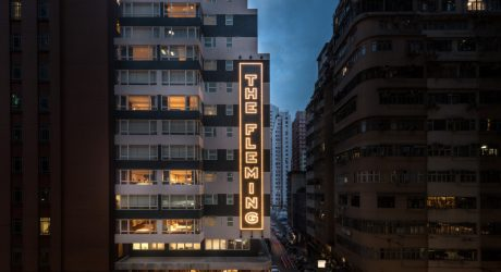 An Urban Hotel Inspired by Hong Kong's Maritime and Industrial Era