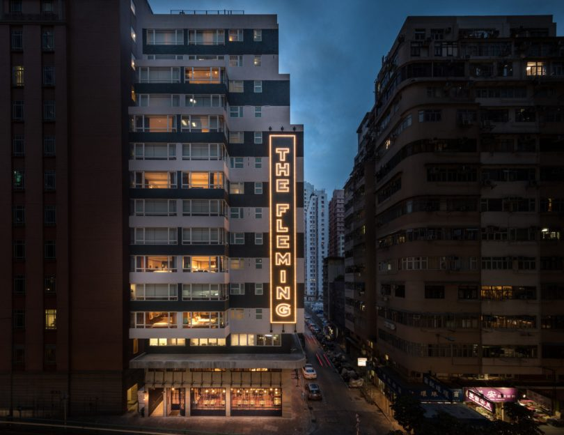 An Urban Hotel Inspired by Hong Kong?s Maritime and Industrial Era