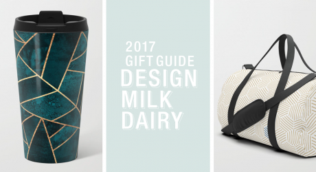 2017 Gift Guide: Design Milk Dairy