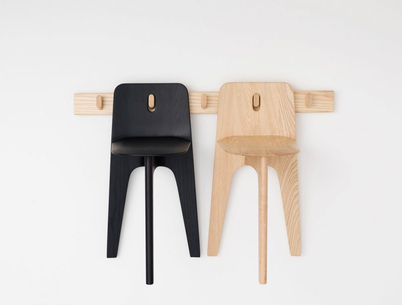 Stove: A Small, Functional Stool That's Also Comfortable by Gabriel Tan