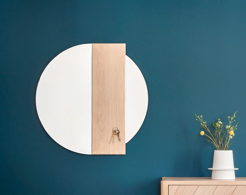 New Modern Mirrors from French Brand HARTÔ