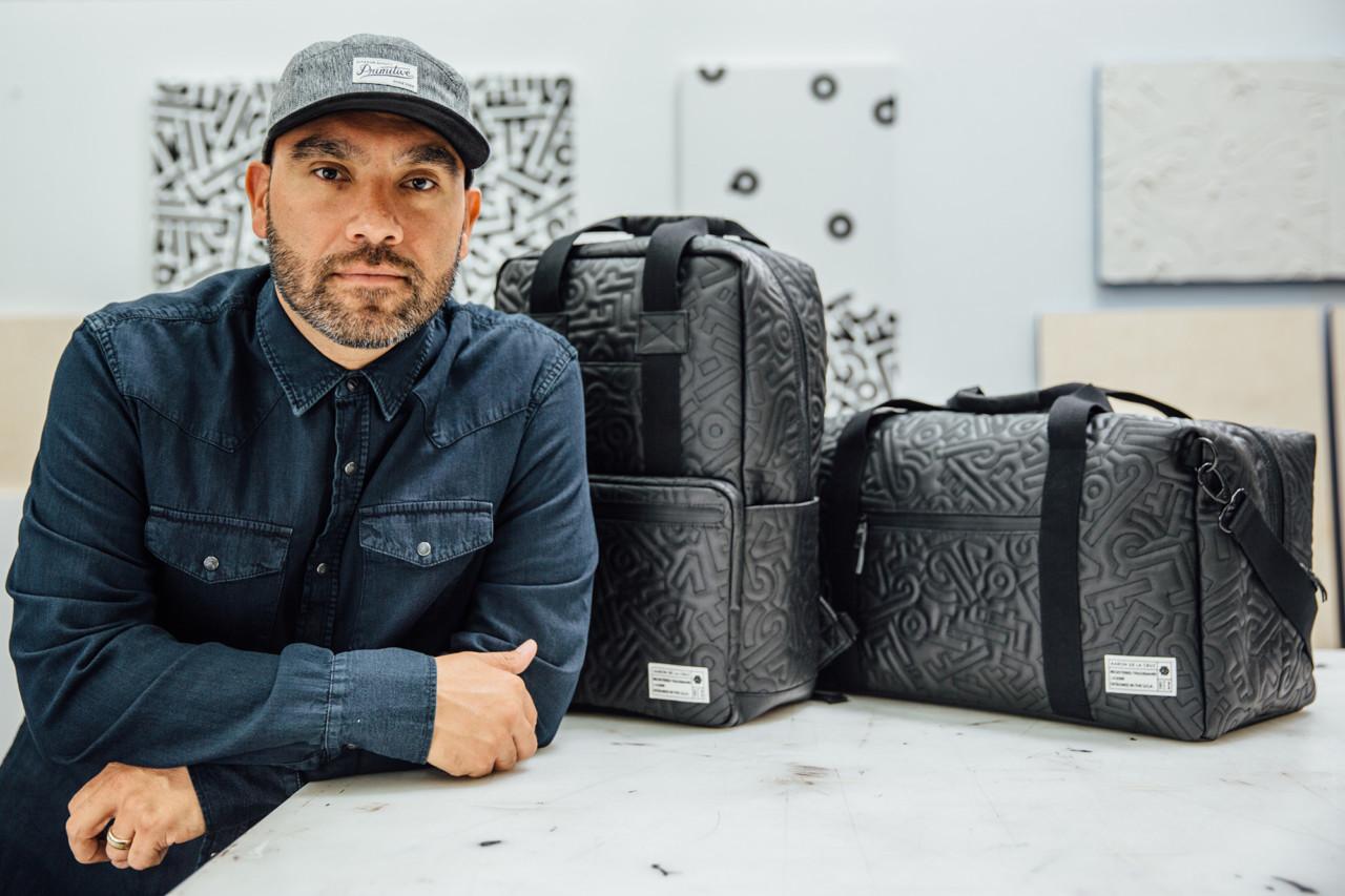 The HEX x Aaron De La Cruz Capsule Collection