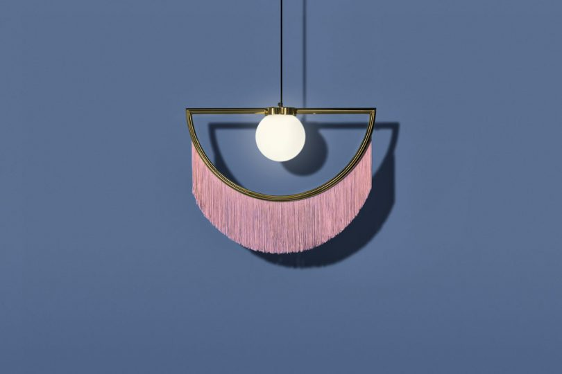 Wink: A Lighting Collaboration Between Masquespacio and Houtique