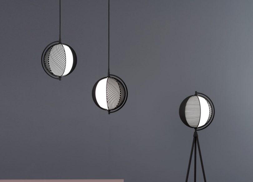 Mondo Lighting by Antonio Facco for Oblure