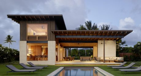 Walker Warner Architects' Hale Nukumoi Residence