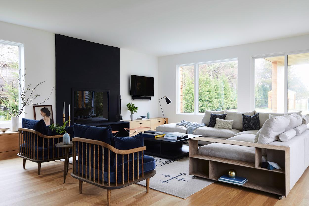 Amagansett Residence by Ronen Lev