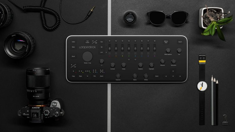 Loupedeck Adds Tactile and Precise Lightroom Controls