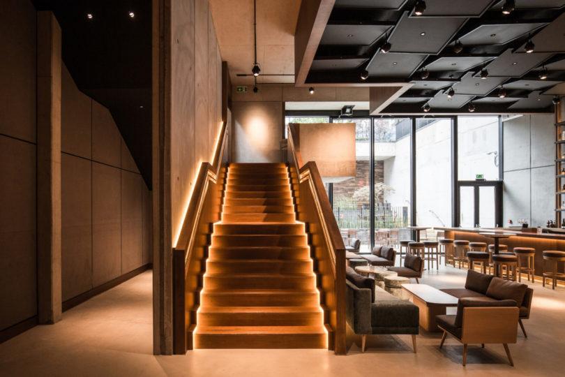 East Meets West Meets Modern The Nobu Hotel Shoreditch