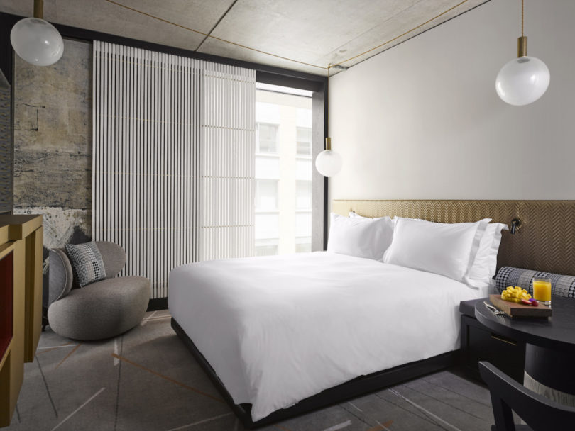 East Meets West Meets Modern The Nobu Hotel Shoreditch