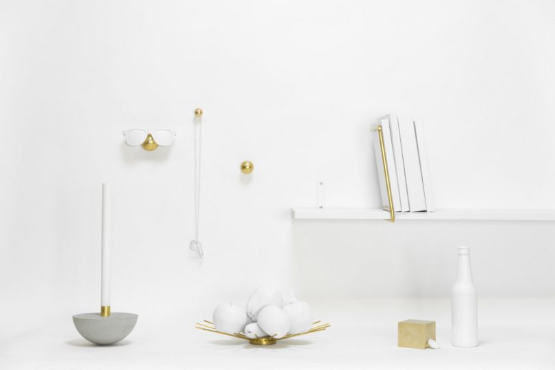 Executive Objects: Minimalist Tabletop Objects That Follow a Specific Design Manifesto