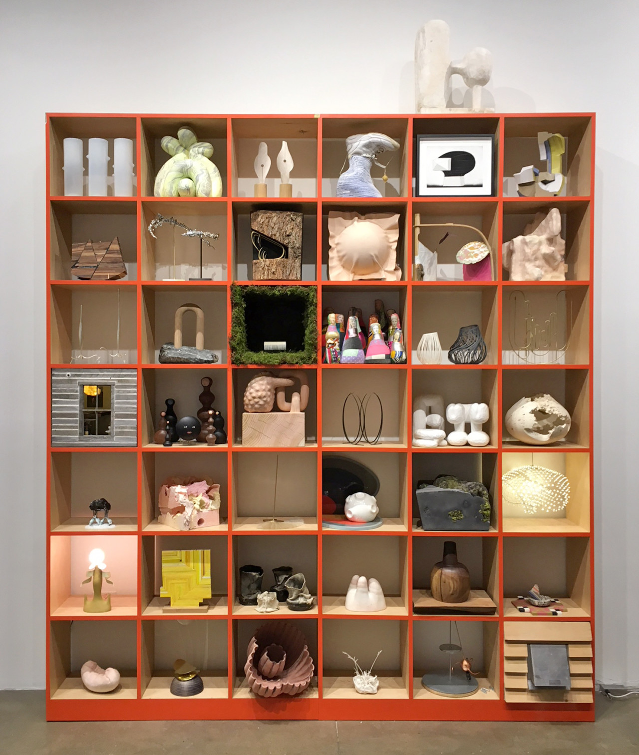 The Glorious Object: 42 Artists, 42 Cubic Feet of Fantastic