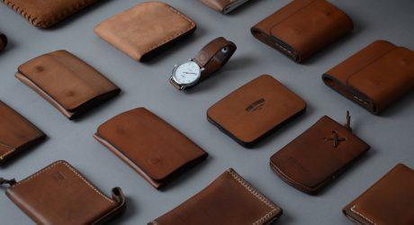 RUKI-KRYKI: Handcrafted Leather Goods by Vladimir Kovalev