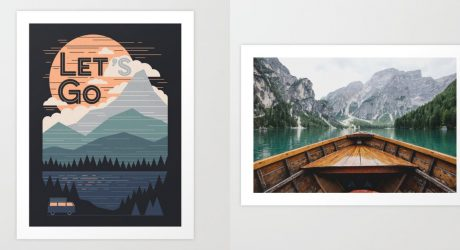 A Case of Wanderlust with Society6