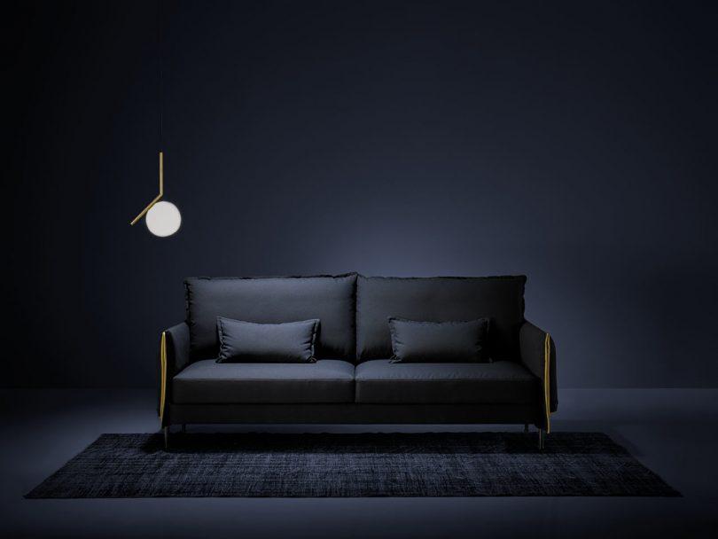 Hardy Is a Tailored Sofa Designed to Feel like a Glove