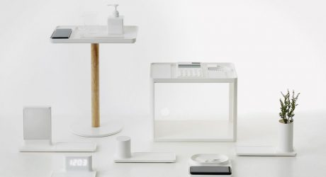 Studio PESI Envisions a Future When Every Surface Will Charge Mobile Devices