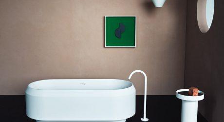Patricia Urquiola's Lariana Bathroom Line for Agape