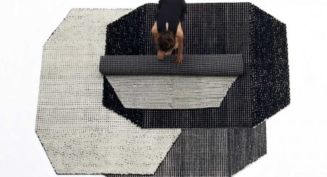 Semis Dotted Rug Collection by Ronan & Erwan Bouroullec for Danskina