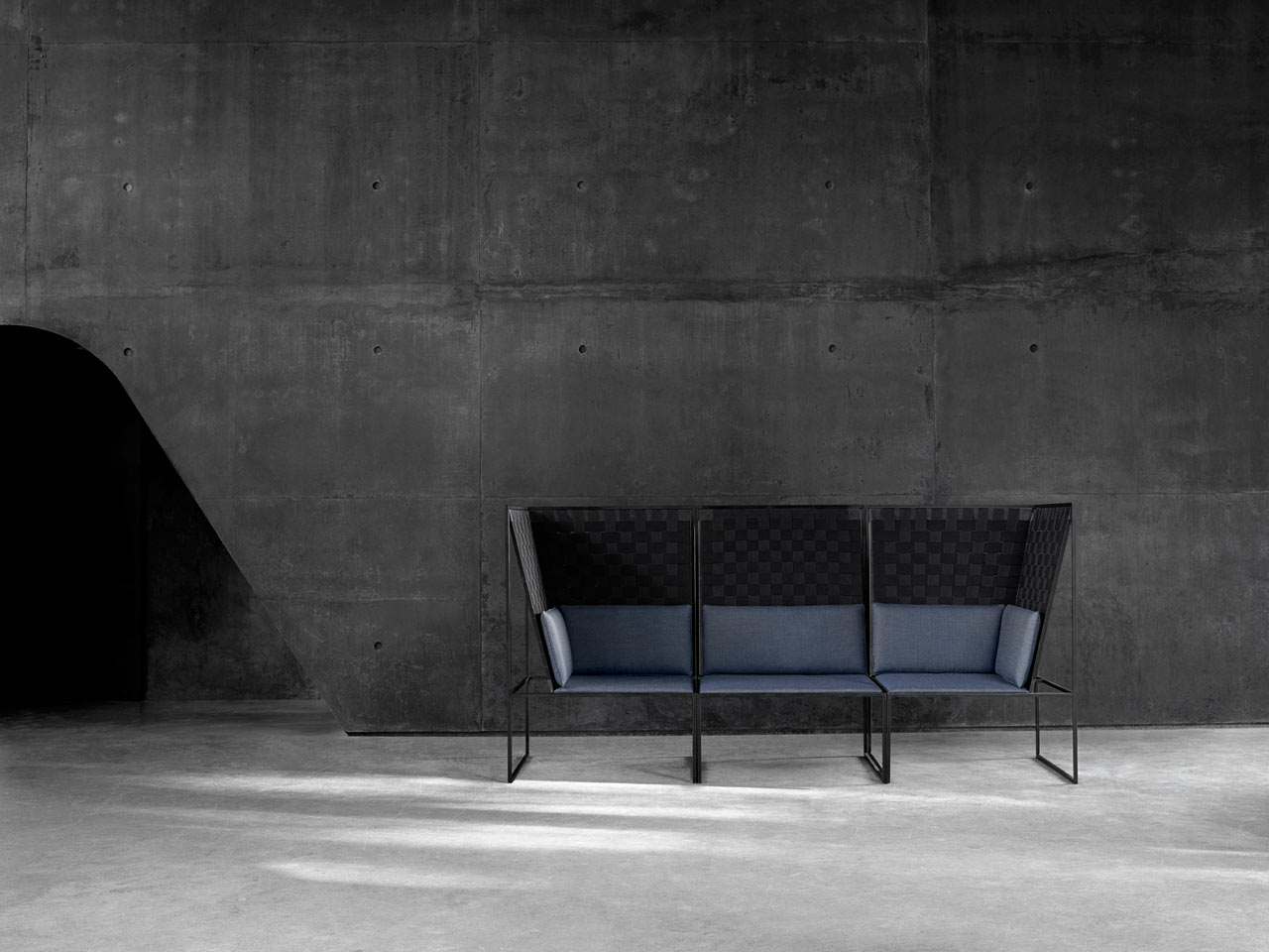 #80 by Aggestrup Is Seating That Interacts with You in a New Way