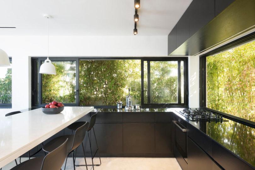 Garden On The Roof Apartt by XS Studio - Design Milk
