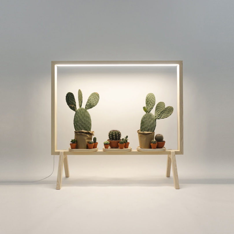 Greenframe Adds A Window Of Greenery Anywhere Interior4you