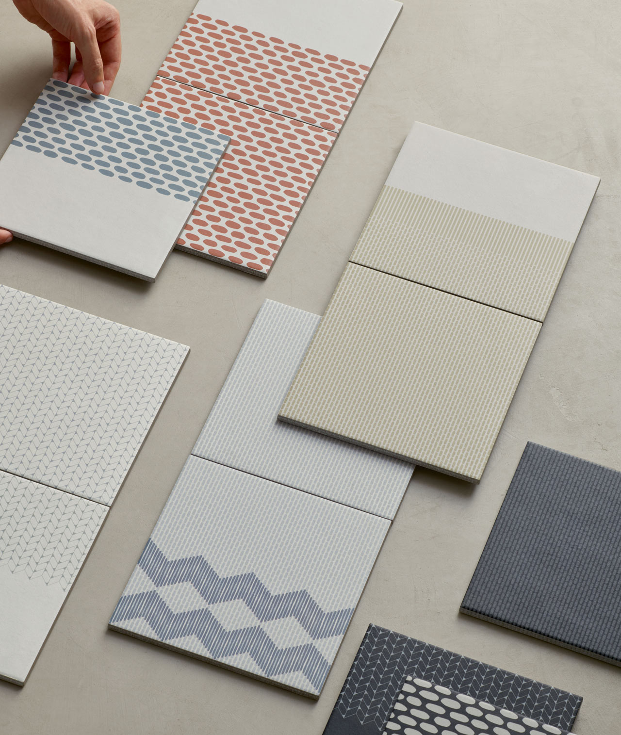 Raw Edges Introduces Latest Tile Collections For Mutina Design Milk