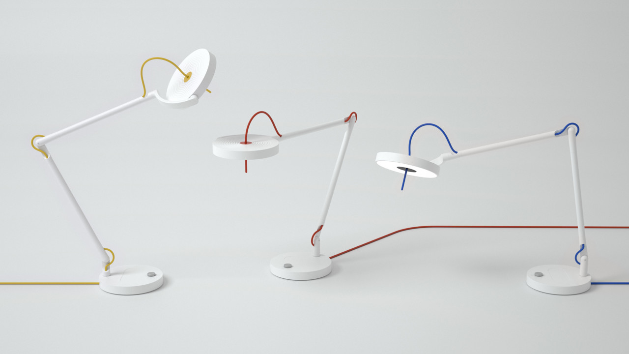 MyLiFi Lamp Beams the Internet to Devices By Light