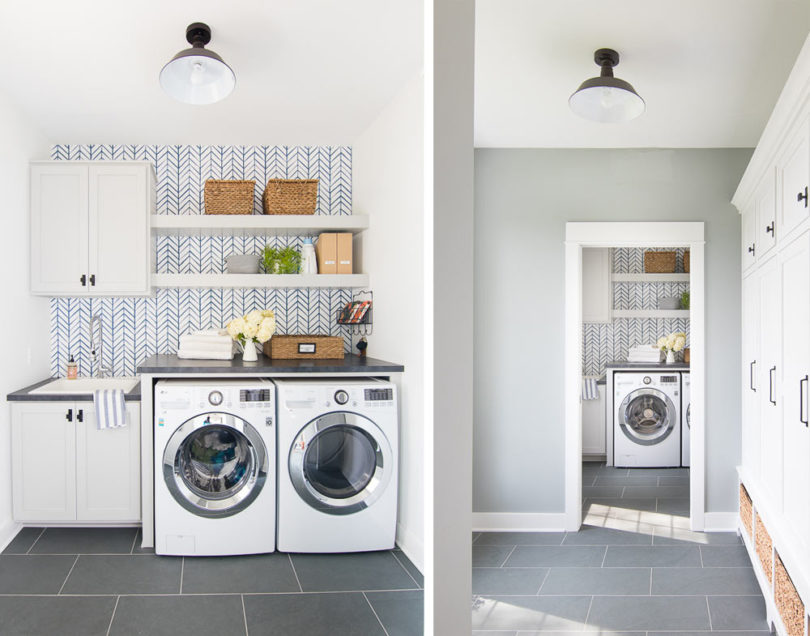 Modern Laundry Rooms That Will Make Laundry More Fun