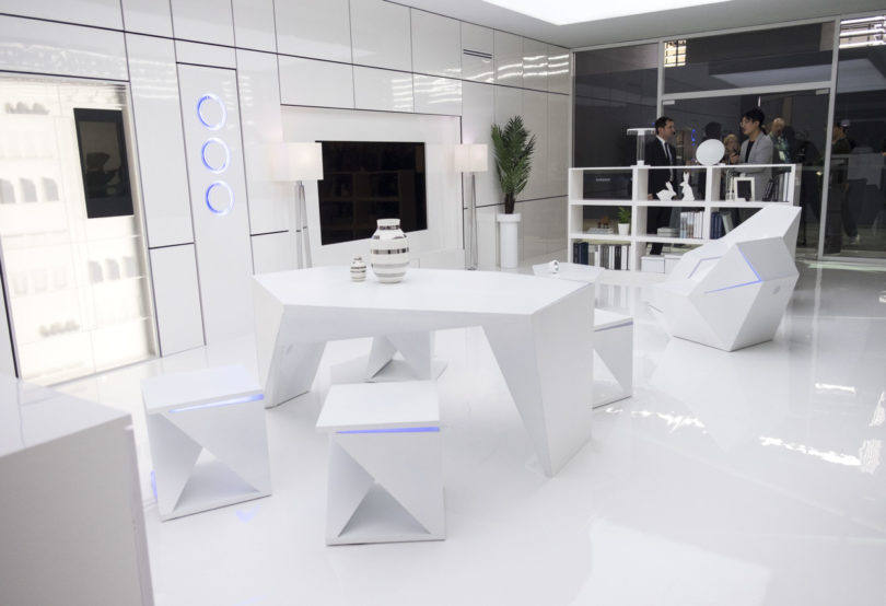 Our Favorite Technologies We Saw at CES 2018 - Design Milk
