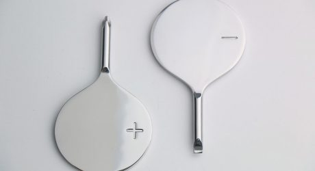 Minimalist PlusMinus Screwdrivers by Selek Design
