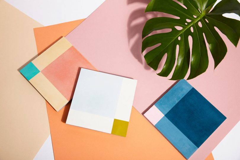 An Encaustic Tile Collection Inspired by Tulum, Mexico
