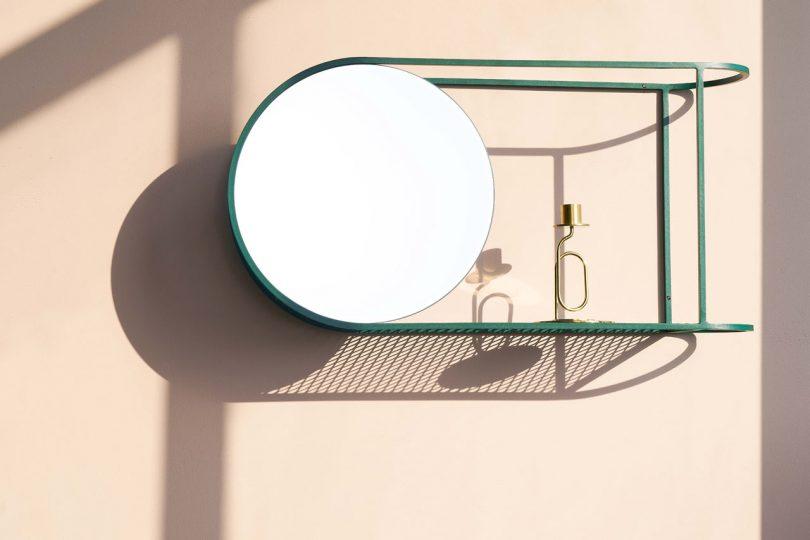 Two Halves Mirror Designed by Mario Tsai for Grado