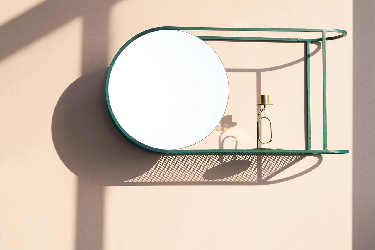 Two Halves Mirror Designed by Mario Tsai for Grado