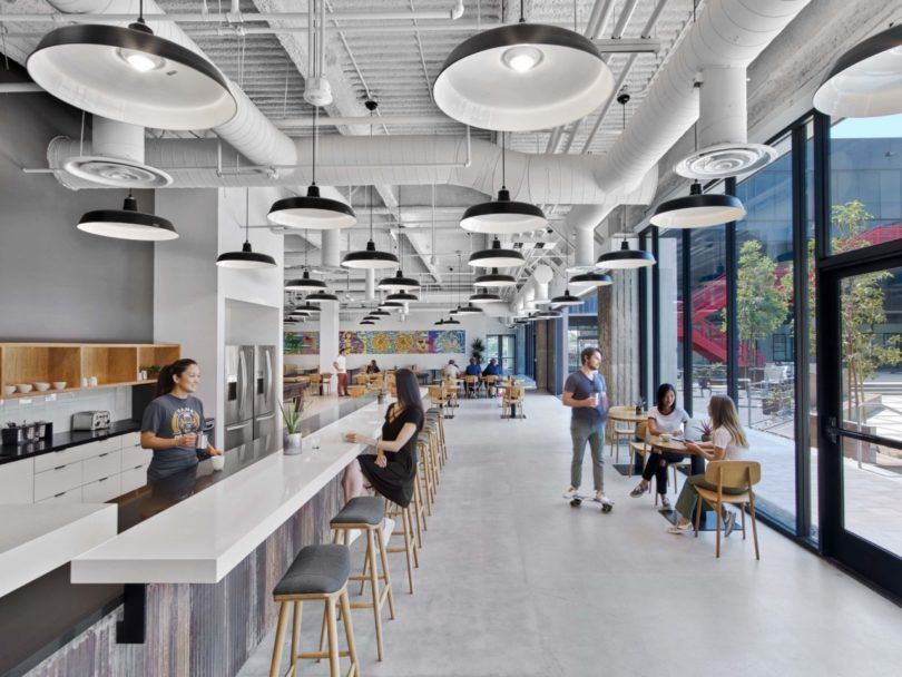 Vans' New Digs Is a 182,000 Sq Ft Transformation by Rapt Studio