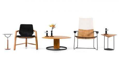 Vinicius Siega Launches a New Furniture Collection for Carbono Design