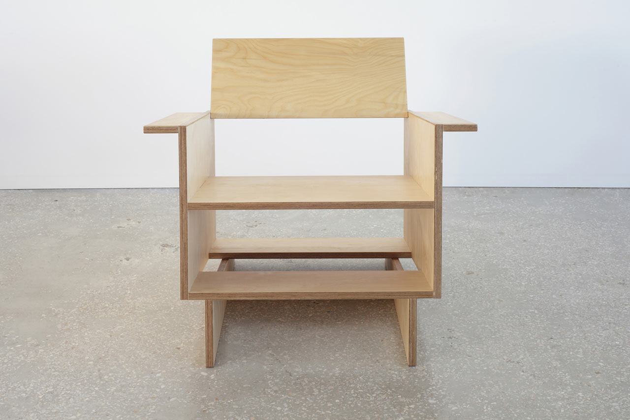 Architectural-Inspired Furniture by Voukenas Petrides